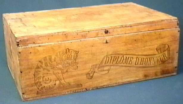 Vie domestique boite amidon for Produit pour decaper le bois