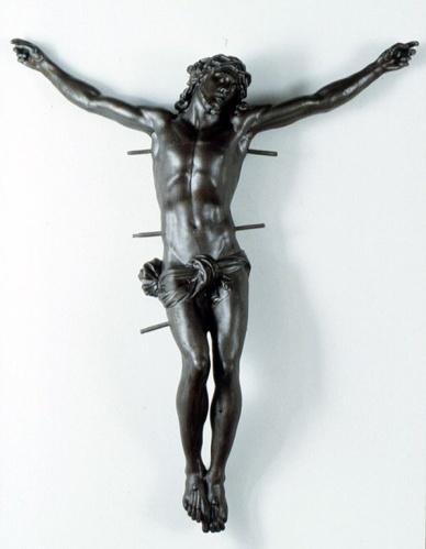 Christ en croix (titre d'usage)