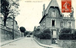 Suresnes - Rue du Fécheray