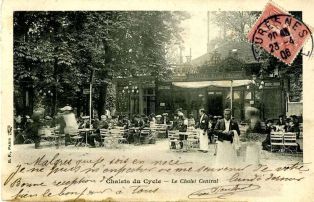 Suresnes - Chalets du Cycle (Le Chalet Central)