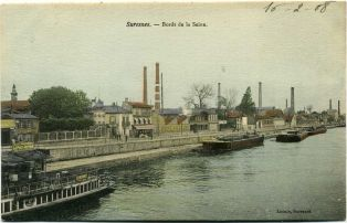 Suresnes - Bords de Seine