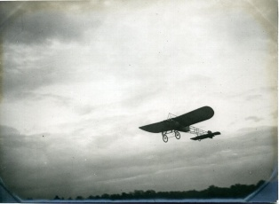 Blériot en vol